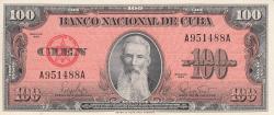 Image #1 of 100 Pesos 1959