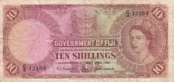 Imaginea #1 a 10 Shillings 1961 (28. IV.)