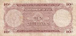 Imaginea #2 a 10 Shillings 1961 (28. IV.)
