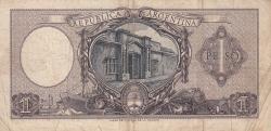 Image #2 of 1 Peso ND (1956)