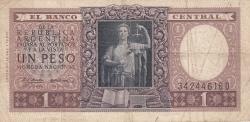 Image #1 of 1 Peso ND (1956)