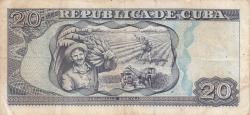 Image #2 of 20 Pesos 2001