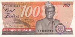 Image #1 of 100 Zaires 1983 (30. VI.)