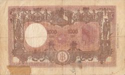 Image #2 of 1000 Lire 1944 (11. XI.)