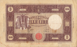 Image #1 of 1000 Lire 1944 (11. XI.)