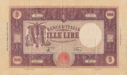 Image #1 of 1000 Lire 1944 (30. XI.)