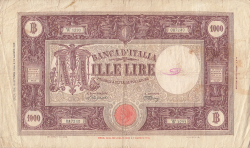 Image #1 of 1000 Lire 1946 (12. X.)