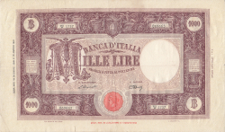 Image #1 of 1000 Lire 1946 (19. XII.)