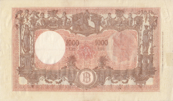 Image #2 of 1000 Lire 1946 (19. XII.)