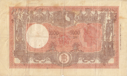 Image #2 of 1000 Lire 1947 (18. I.)