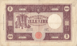 Image #1 of 1000 Lire 1947 (19. V.)
