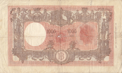 Image #2 of 1000 Lire 1947 (19. V.)