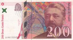 Image #1 of 200 Francs 1997