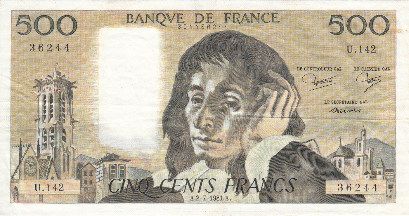UNC RWANDA 500 Francs 1981 Pick 16