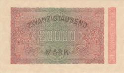 Image #2 of 20 000 Mark 1923 (20. II.) - 2
