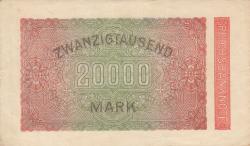 Image #2 of 20 000 Mark 1923 (20. II.) - 3
