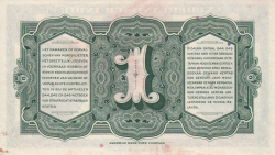 Imaginea #2 a 1 Gulden 1943 (2. III.) - 2