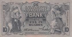 Image #1 of 10 Gulden 1938 (25. I.)