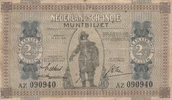 Imaginea #1 a 2 1/2 Gulden 1940 (15. VI.)