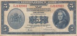 Imaginea #1 a 5 Gulden 1943 (2. III.)