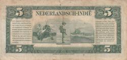 Imaginea #2 a 5 Gulden 1943 (2. III.)