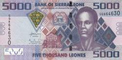 Imaginea #1 a 5000 Leones 2013 (4. VIII.)