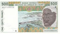 Imaginea #1 a 500 Franci (19)91