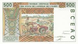 Imaginea #2 a 500 Franci (19)91