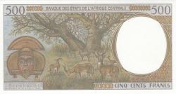 Image #2 of 500 Francs (19)99