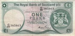 Imaginea #1 a 1 Pound 1983 (1. X.)