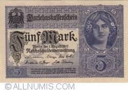 Image #1 of 5 Mark 1917 (1. VIII.)