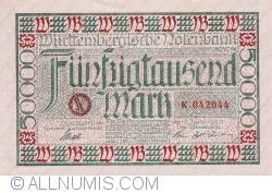 Image #1 of 50 000 Mark 1923 (10. VI.)
