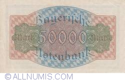 50 000 Mark 1923 (15. III.)