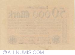Image #2 of 50 000 Mark 1923 (9. VIII.)