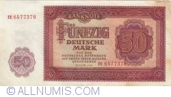 Image #1 of 50 Deutsche Mark 1955