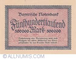 Image #2 of 500 000 Mark 1923 (18. VIII.)