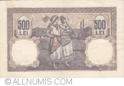 500 Lei 1918 (29. III.)
