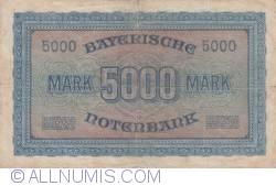 Image #2 of 5000 Mark 1922 (1. XII.)