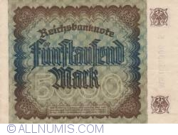 Image #2 of 5000 Mark 1922 (2. XII.)