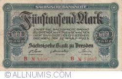 Image #1 of 5000 Mark 1923 (12. III.)