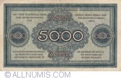 Image #2 of 5000 Mark 1923 (12. III.)