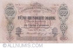 Imaginea #1 a 500 Mark 1875 (31. III.)