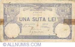 100 Lei 1906 (23. III.)