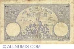 20 Lei 1908 (23. I.)