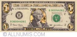 Image #1 of 1 Dollar 2003