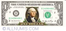 Image #1 of 1 Dollar 2006 - B