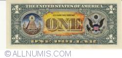 Image #2 of 1 Dollar 2006 - B