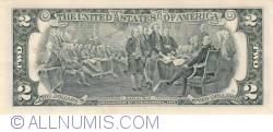Image #2 of 2 Dollars - United States Navy
