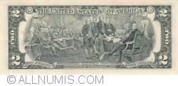 Imaginea #2 a 2 Dolari - United States Navy