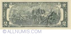 2 Dollars - United States Army